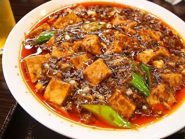 チリレンゲ 麻婆豆腐