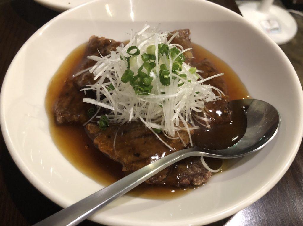 中華 岩亭 料理
