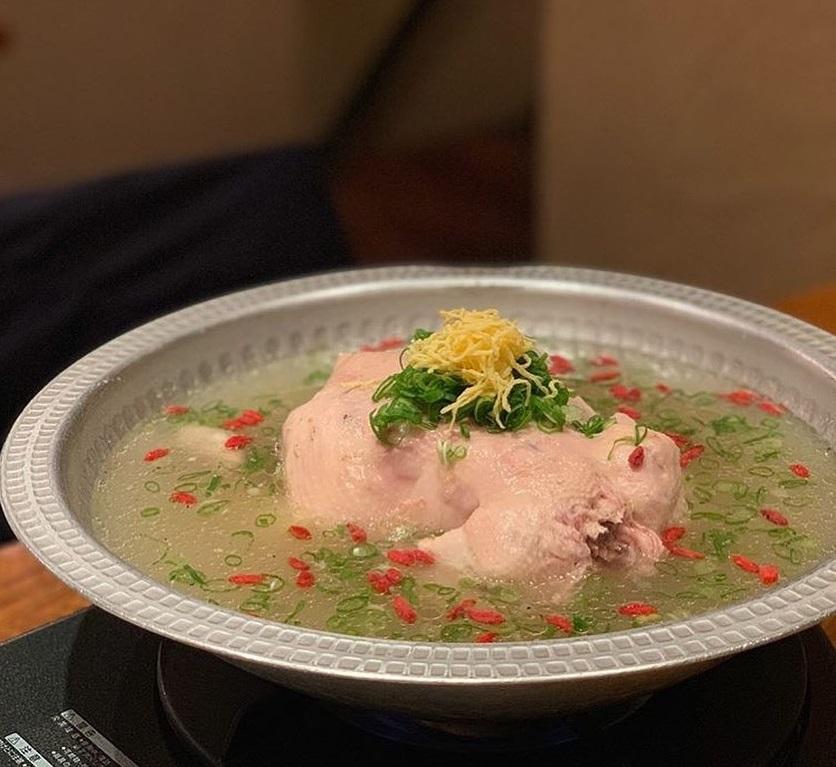 韓国食堂 入ル 料理