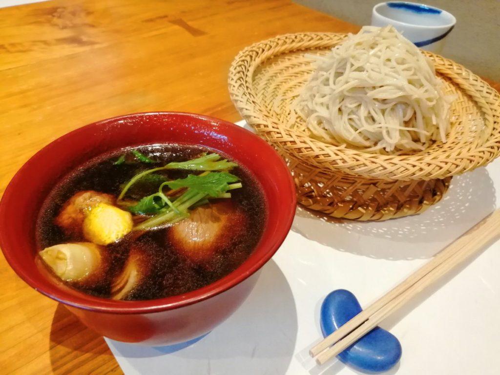 蕎麦たかま 料理