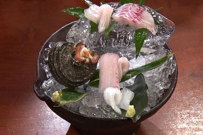 粋魚 むらばやし 料理