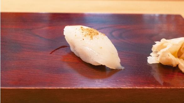 鮨 美菜月 料理