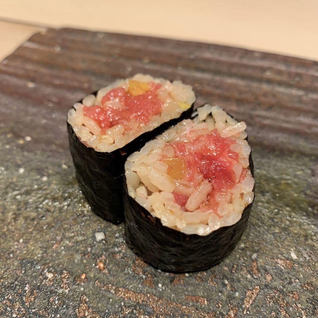 鮨 村上二郎 料理