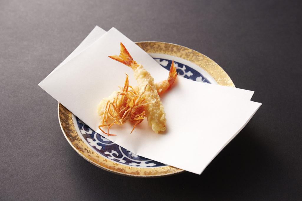 天ぷら 花筐 料理