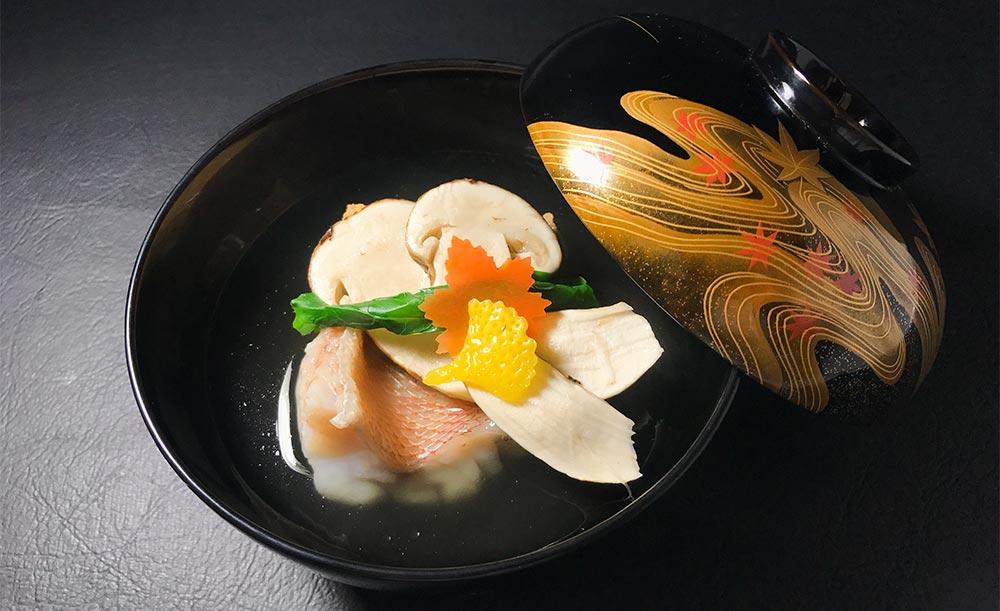 雲鶴 料理