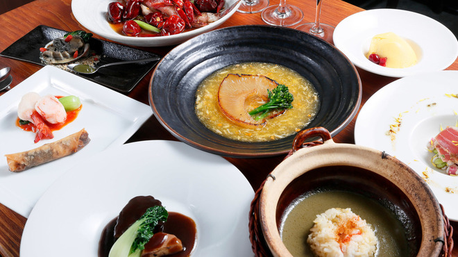 魚チャイナ Yo 料理