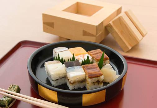 吉野寿司 料理