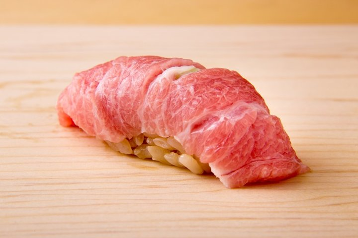 祇園 鮨 忠保 料理