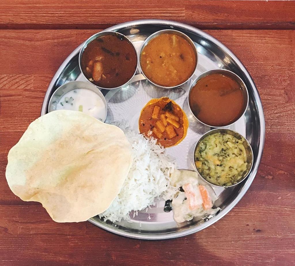 インド食堂 タルカ 料理