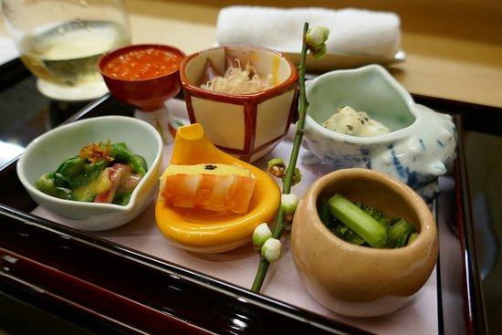 菊乃井 露庵 料理