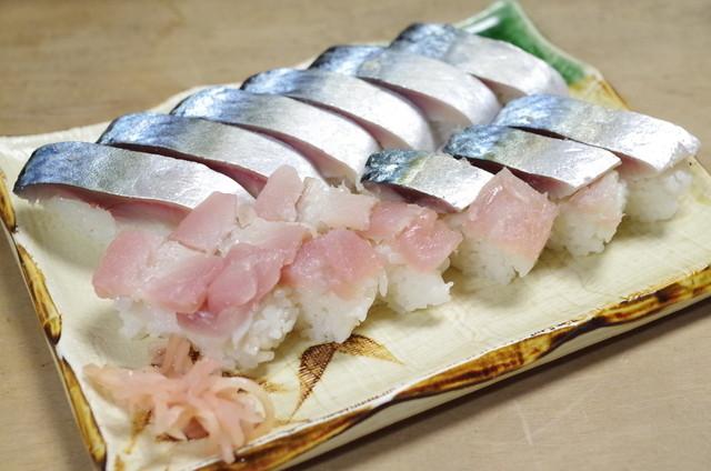 寿司 さか井 料理