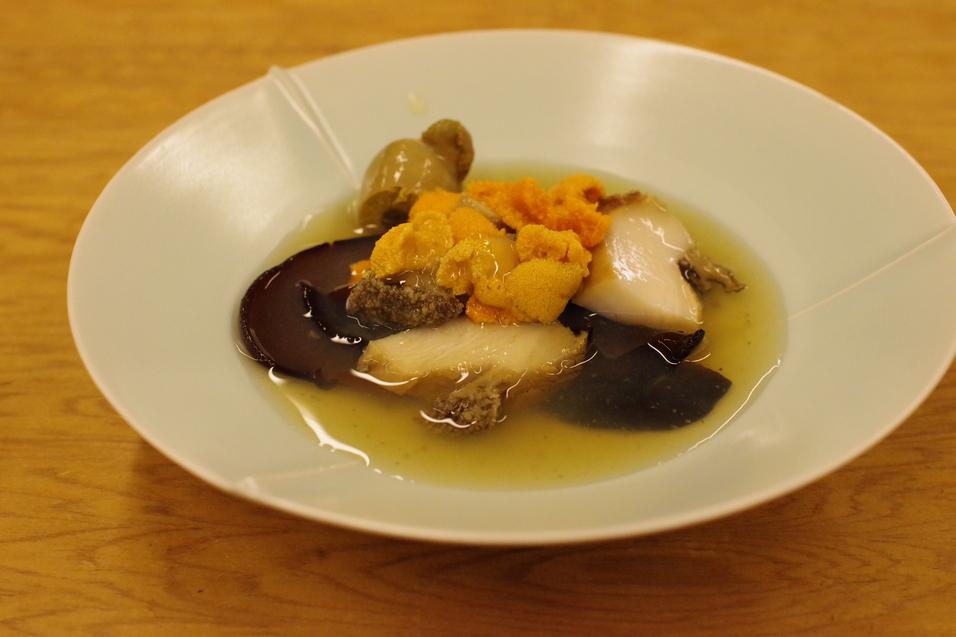 魚津屋 料理