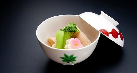 祇園 川上 料理