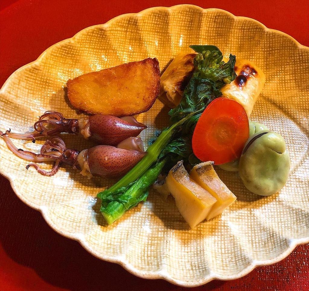 祇園 梨吉 料理
