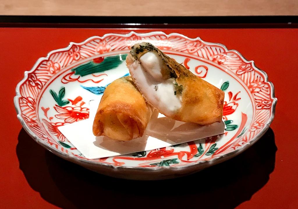 前田 料理