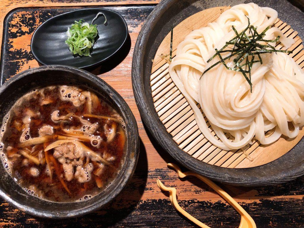 山元麺蔵 料理