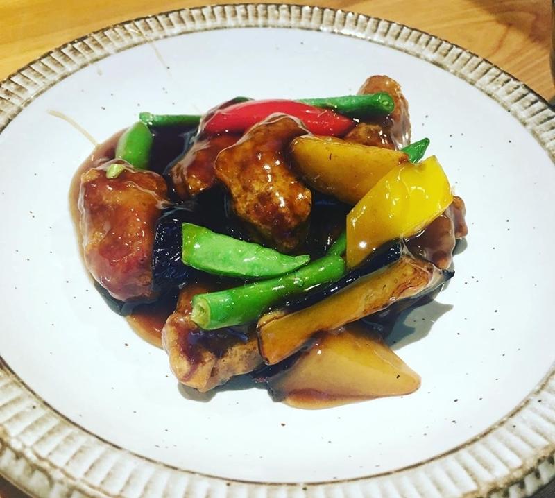 中国菜 シンペイ 料理