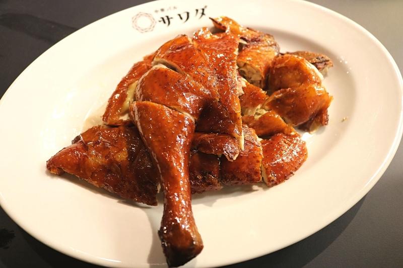 中華バル サワダ 料理