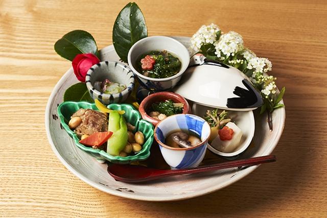 東茶屋 なかむら 料理