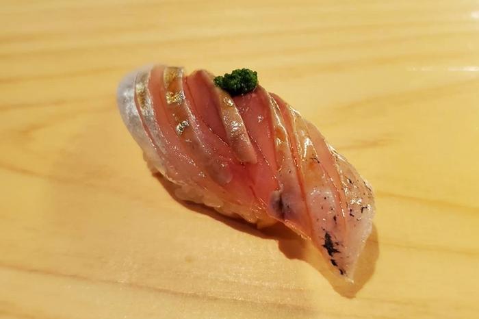 鮨 悠伝 料理