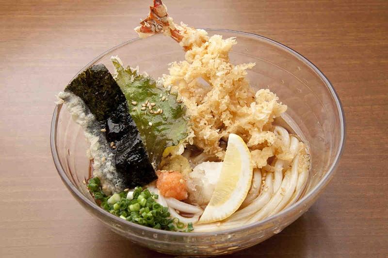 うどん棒 大阪本店 料理