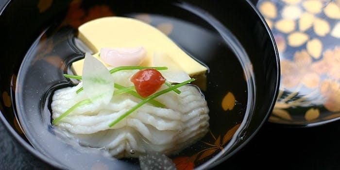 山荘 京大和 料理