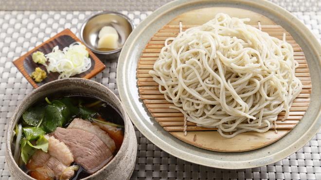 蕎麦酒房 櫟 料理